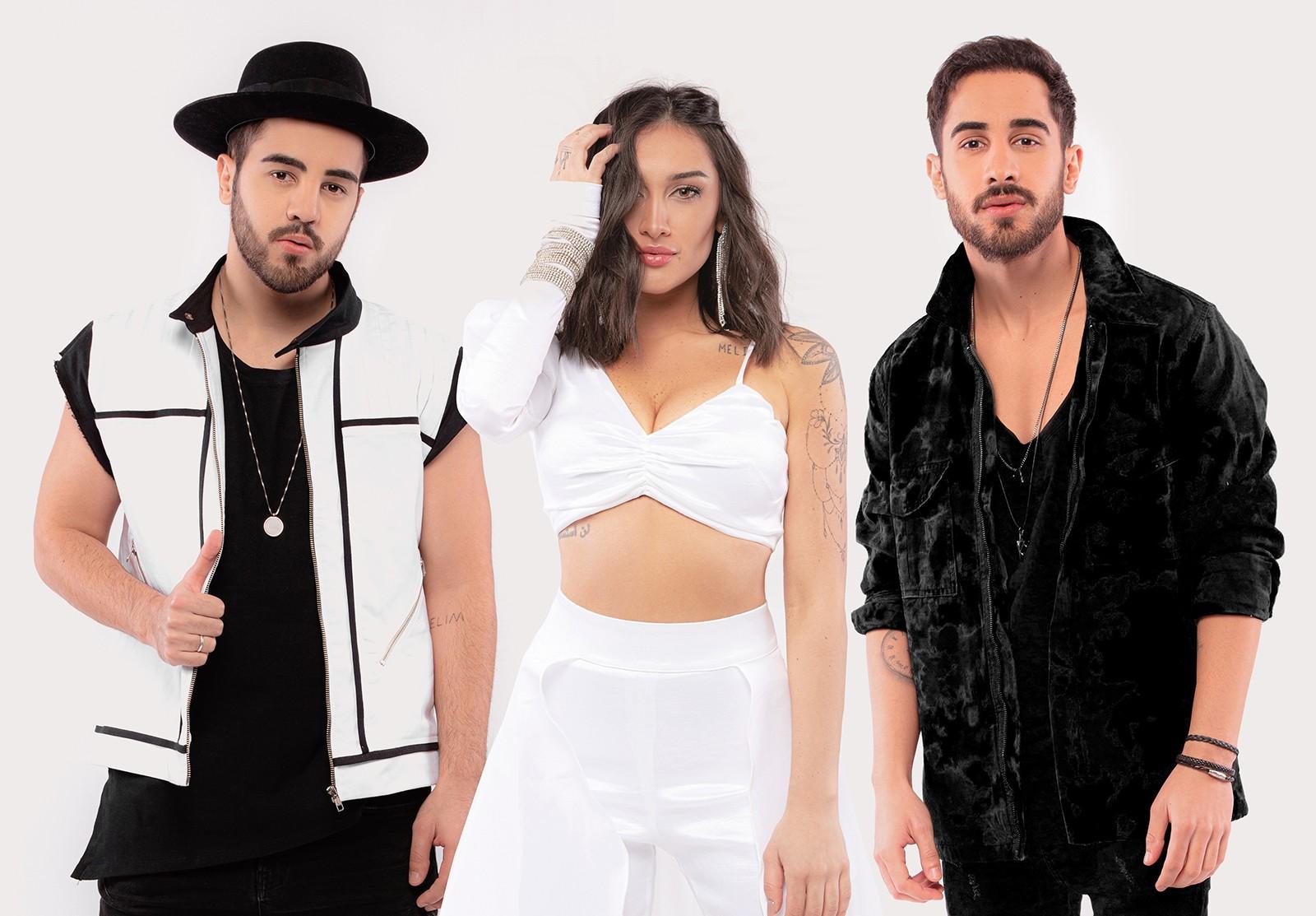 Sem 'maturidade', Melim faz o pop que se espera do trio no disco 'Eu feat. você'