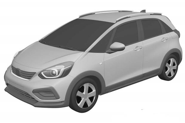 Novo Honda Fit é registrado no Brasil e deve chegar no segundo semestre com inédito motor 1.0 turbo