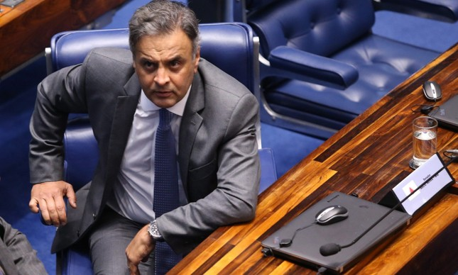 Senador Aécio Neves (PSDB-MG)