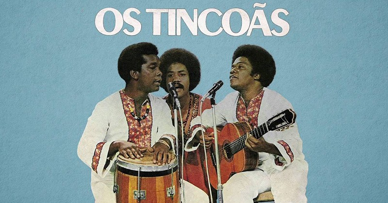 Os Tincoãs, um dos grupos redescobertos por DJs descolados (Foto: Reprodução/YouTube)