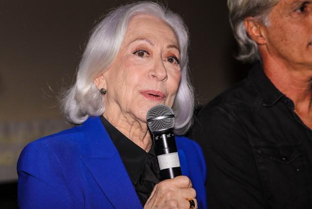 Fernanda Montenegro (Foto: Thiago Duran/AgNews)