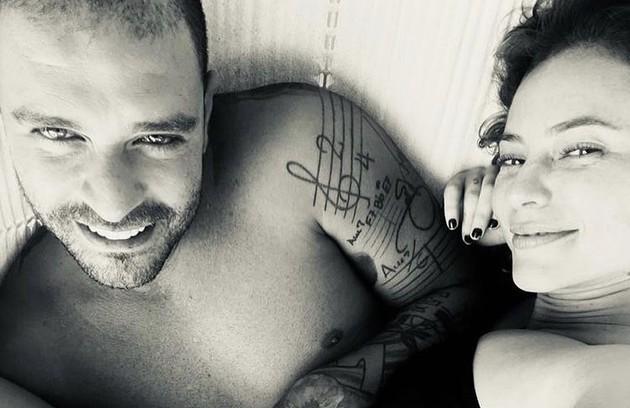 Um dos casais mais comentados do momento, Paolla Oliveira e Diogo Nogueira engataram um namoro este ano (Foto: Reprodução)