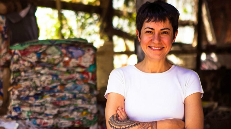 Adriana Tubino, da Revoada: disputa por US$ 1 milhão (Foto: Divulgação)