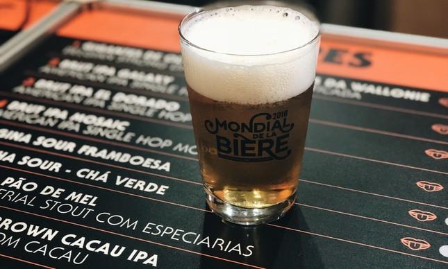 A Bodebrown, de Curitiba, já tem três cervejas no estilo Brut IPA