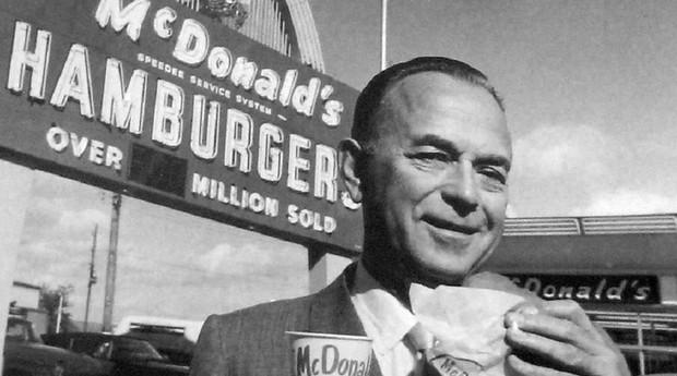 Ray Kroc (Foto: Wikicommons)