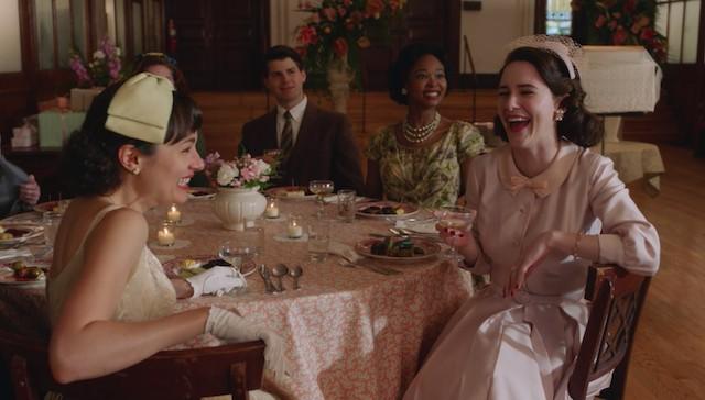 The Marvelous Mrs. Maisel - Segunda Temporada (Foto: Divulgação)