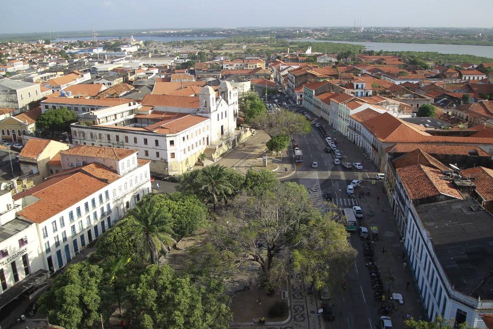 Centro Histórico de São Luís foi palco de grandes disputas entre portugueses e franceses. (Foto: Paulo Soares/O Estado)