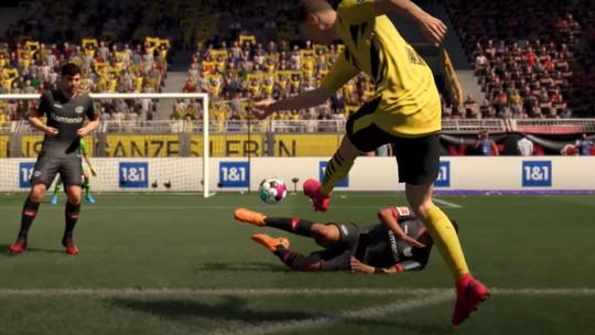 Foto: (Reprodução/EA Sports Fifa)