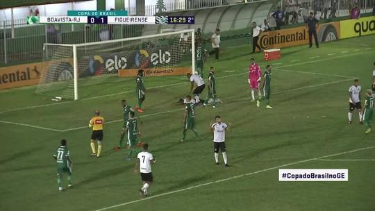 """Após eliminação, Arthur Rezende lamenta gol perdido: """"Mudaria o jogo"""""""