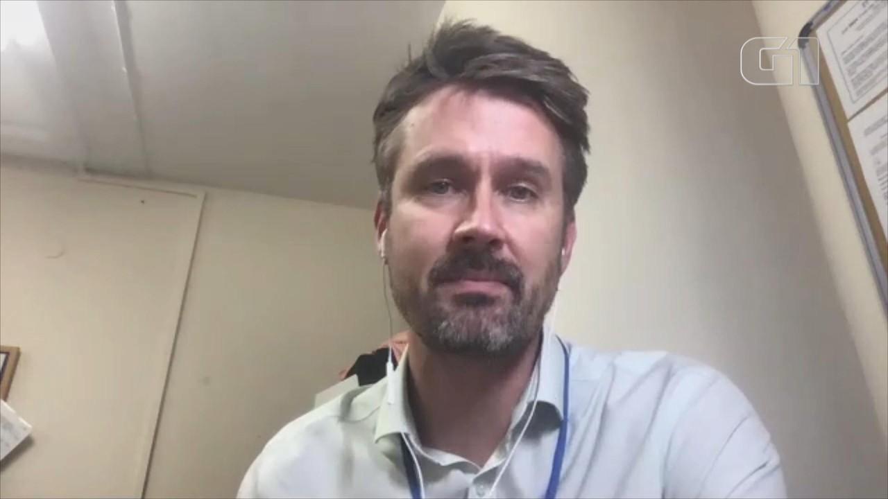 Médico brasileiro em Londres se prepara para receber vacina contra o coronavírus
