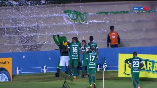Rangel destaca forma física do Goiás e diz que torcida manteve adrenalina no alto