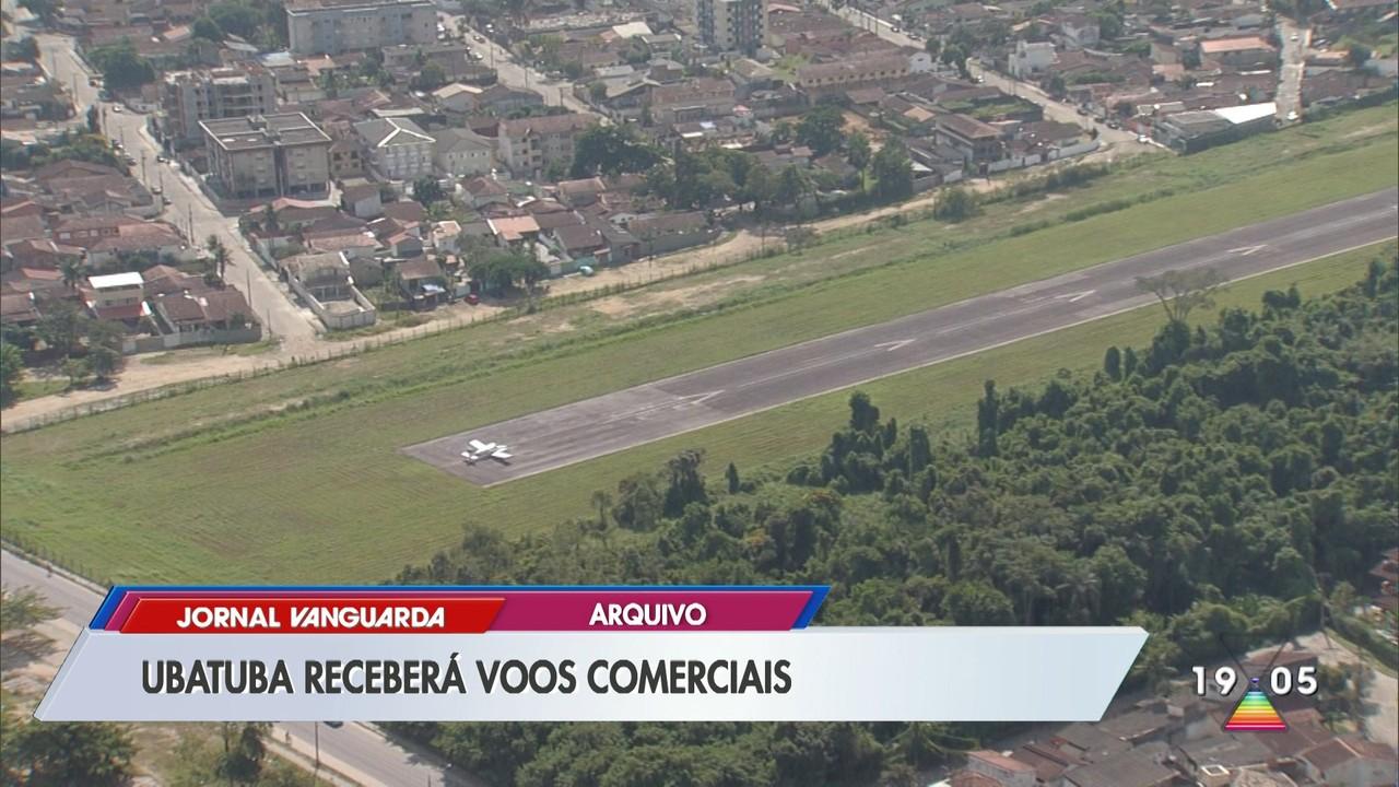 Aeroporto de Ubatuba vai receber voos comerciais na temporada