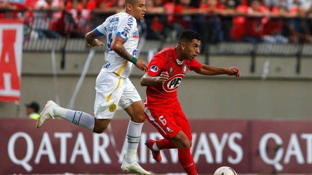 Unión La Calera x Chapecoense Copa Sul-Americana Welington Paulista