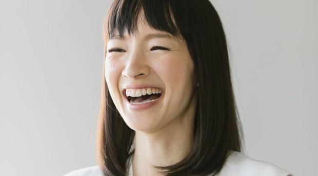 Marie Kondo (Foto: KonMari Media, Inc.)