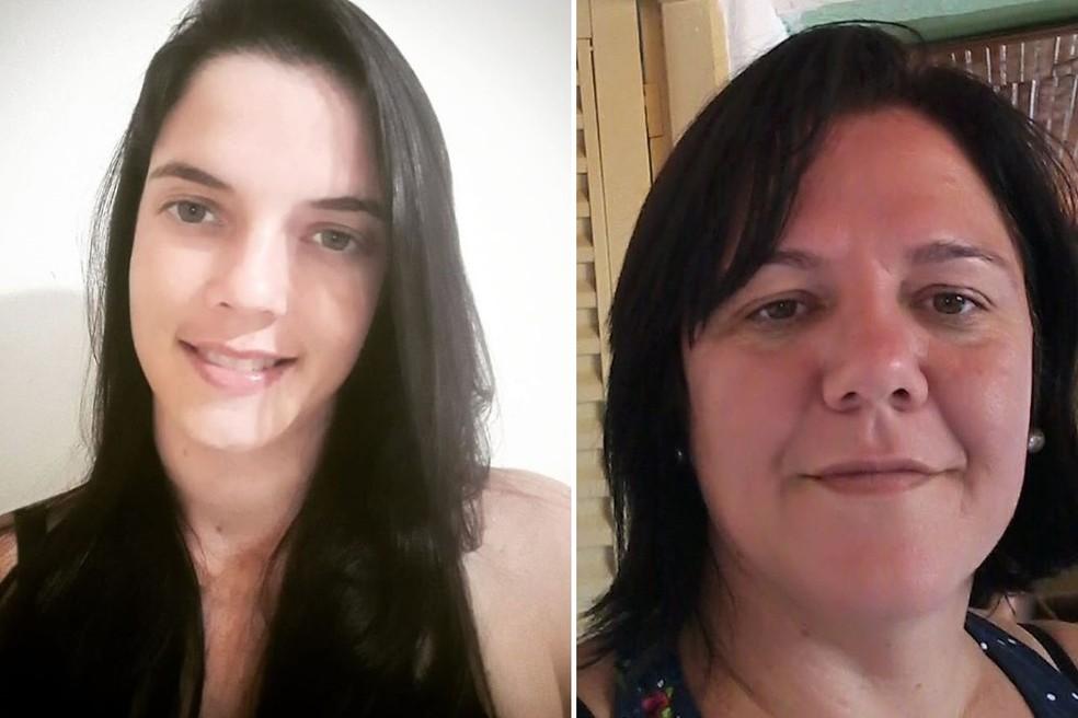 Homem é suspeito de atirar na ex-mulher de 27 anos e na mãe dela, de 44, em Sabino  — Foto: Facebook / Reprodução