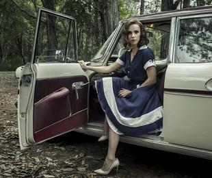 Débora Falabella em 'Se eu fechar os olhos agora' | Mauricio Fidalgo/ TV Globo