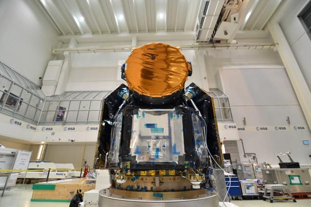CHEOPS terá como missão estudar exoplanetas já conhecidos (Foto: ESA/Divulgação)