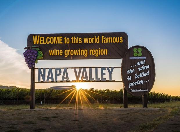 Napa Valley, Califónia, Estados Unidos (Foto: Trip Savvy/ Reprodução)
