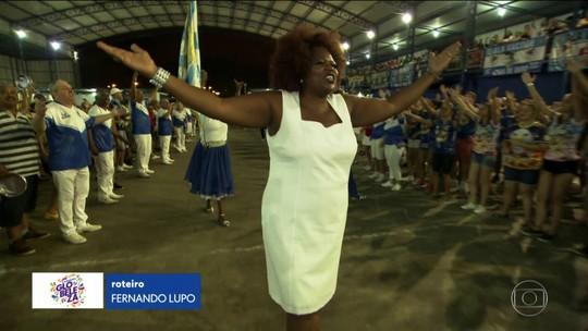 Sete escolas fazem neste sábado a segunda noite de desfiles do carnaval de SP