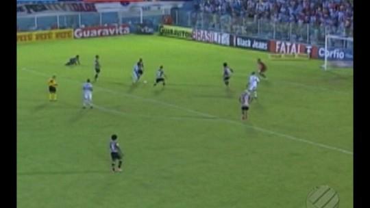 Paysandu vence o Santa Cruz na Curuzu pela Série B do Brasileiro