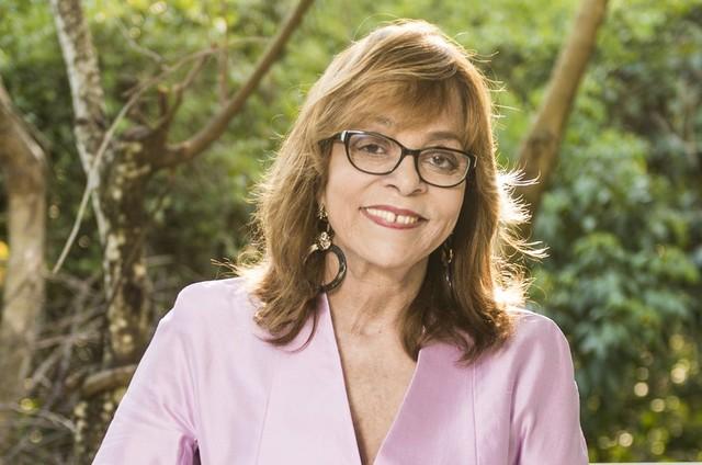 Gloria Perez (Foto: João Cotta/TV Globo)