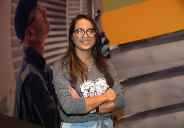Ivia Tainá, de 18 anos, tornou-se uma das mais jovens empreendedoras sociais do estado de Sergipe. (Foto: Divulgação)