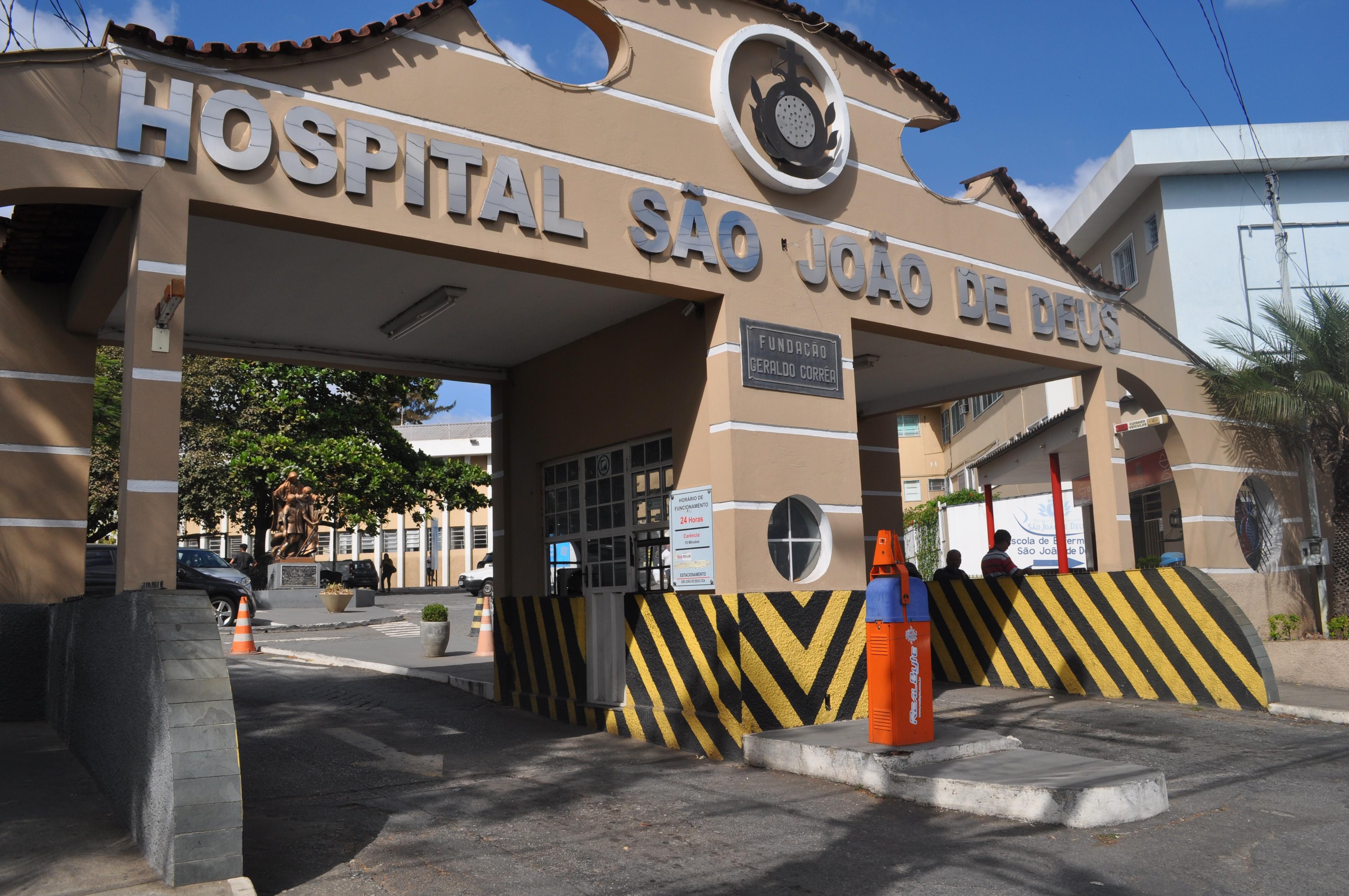 Ministério da Saúde destina mais de R$ 2 milhões para o Complexo de Saúde São João de Deus em Divinópolis - Notícias - Plantão Diário