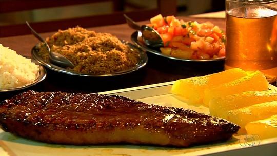 Comerciante de Goiânia revela segredos do preparo da carne de sol; veja receita