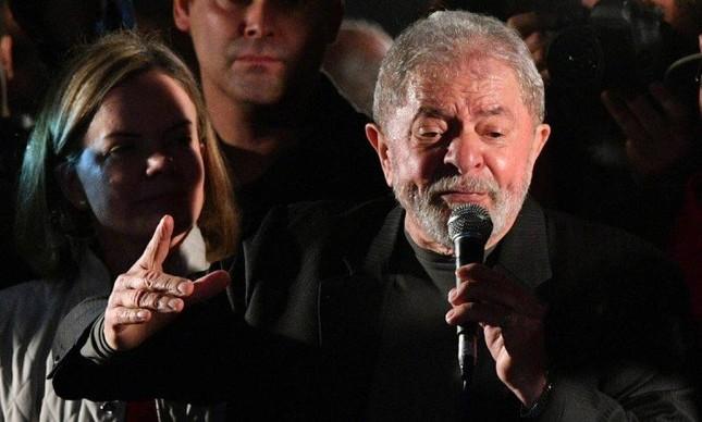 O ex-presidente Luiz Inácio Lula da Silva   (Foto: Nelson Almeida / AFP / 20-7-17 )
