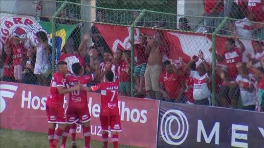 """Mazola vê CRB melhor que Coruripe na semifinal e destaca: """"Gols espetaculares"""""""