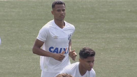 Recordista do lançamento de dardo por 15 anos, Suquinho torce pelo filho no Santos