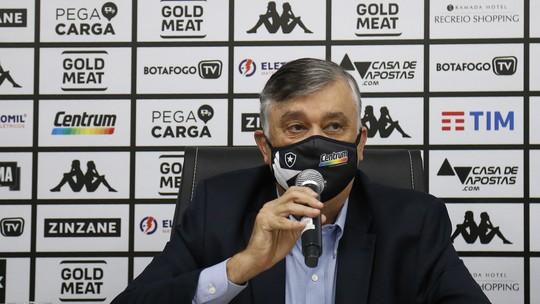 Foto: (Vitor Silva/Botafogo)