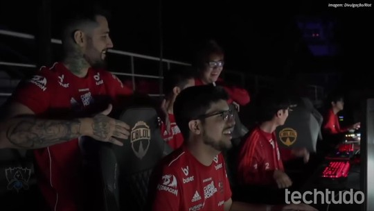 Mundial de LoL 2019: Flamengo vence Royal Youth na 2ª rodada do Worlds