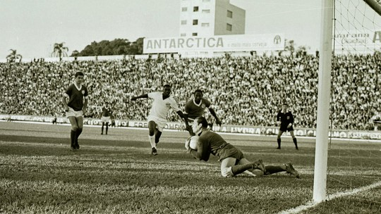 Foto: (Acervo histórico do Santos FC)