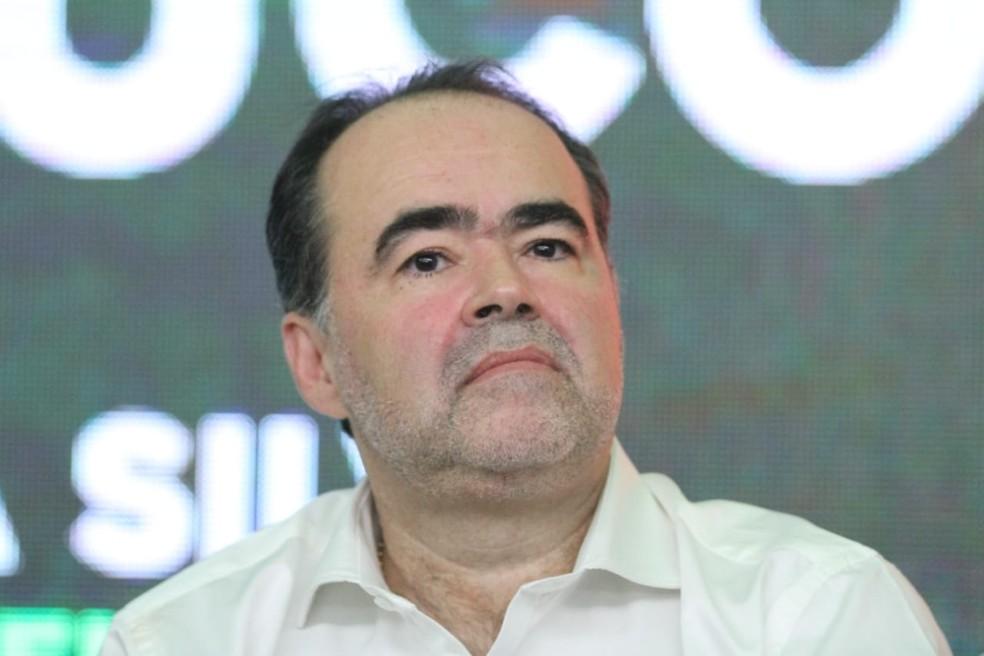 Júlio Lóssio é candidato ao governo de Pernambuco pela Rede (Foto: Marlon Costa/Pernambuco Press)