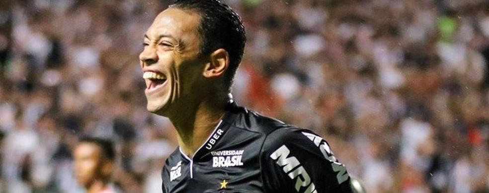 Ricardo Oliveira, do Atlético-MG (Foto: Atlético/Divulgação)