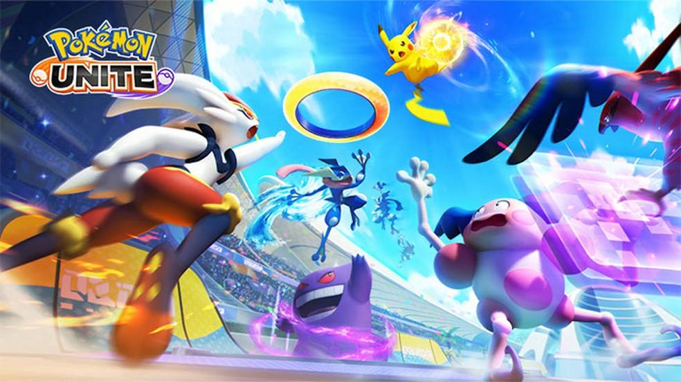 Pokémon UNITE tem data de lançamento para o dia 21 de julho para Nintendo Switch — Foto: Divulgação/Nintendo