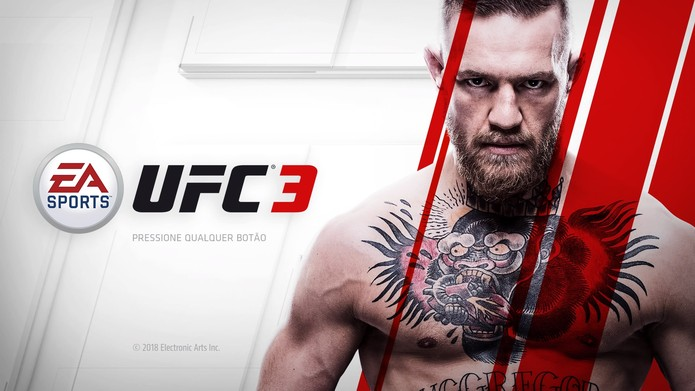 EA Sports UFC 3 (Foto: Reprodução / TechTudo)