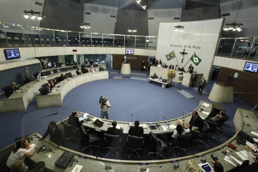 Assembleia Legislativa do Ceará — Foto: Divulgação