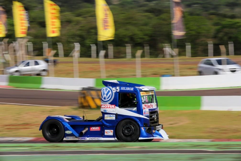 Cascavel será a cidade onde o automobilismo brasileiro voltará à ativa em 2020 — Foto: Vanderley Soares/Copa Truck