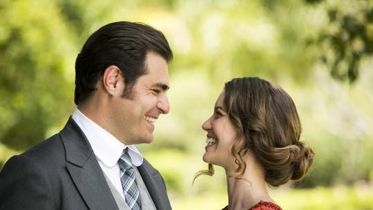 'Orgulho e Paixão': confira a chamada da nova novela das 6 com Nathalia Dill e Thiago Lacerda