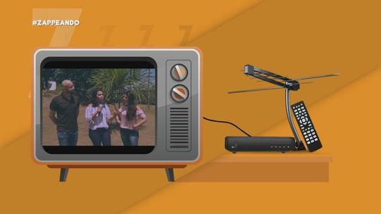 Confira com a equipe do 'Zapp' se o sinal da sua TV é digital