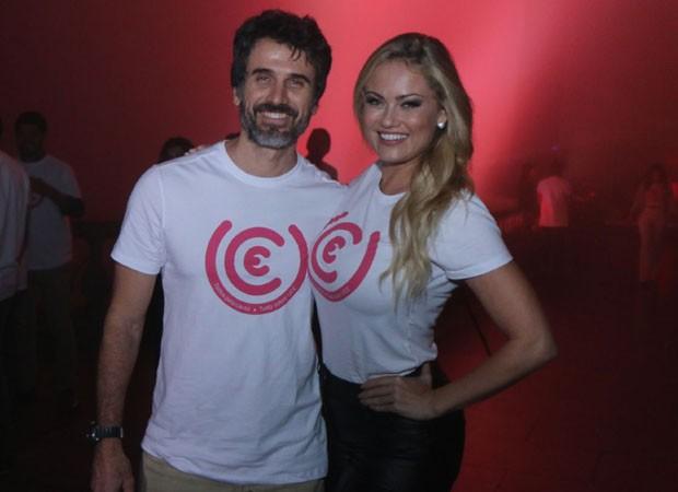 Eriberto Leão e Ellen Rocche (Foto: Divulgação)