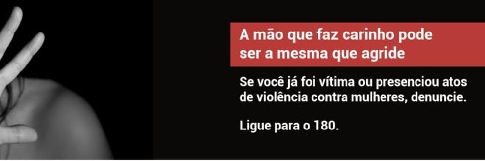 -  Campanha de combate à violência contra a mulher será lançada no período do Sairé 2018  Foto: Agência Santarém/Divulgação