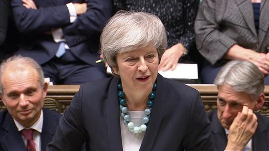 Foto: (Parliament TV via REUTERS)
