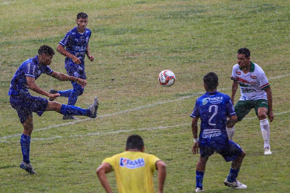 CSA disputou a Copa Alagoas com o time sub-20 — Foto: Ailton Cruz/Gazeta de Alagoas