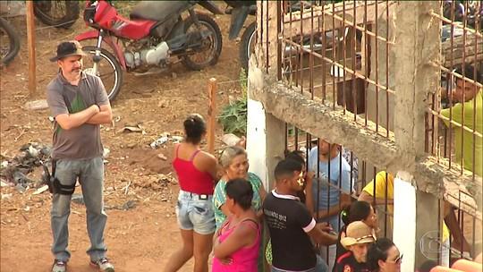 Presos são confinados em jaula no Maranhão
