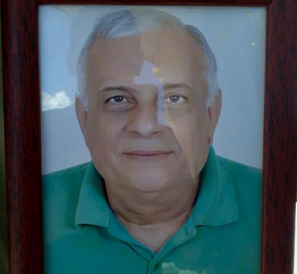 Advogado, Rubens de Azevedo Maia tinha 67 anos   (Foto: Reprodução/Arquivo da Família)