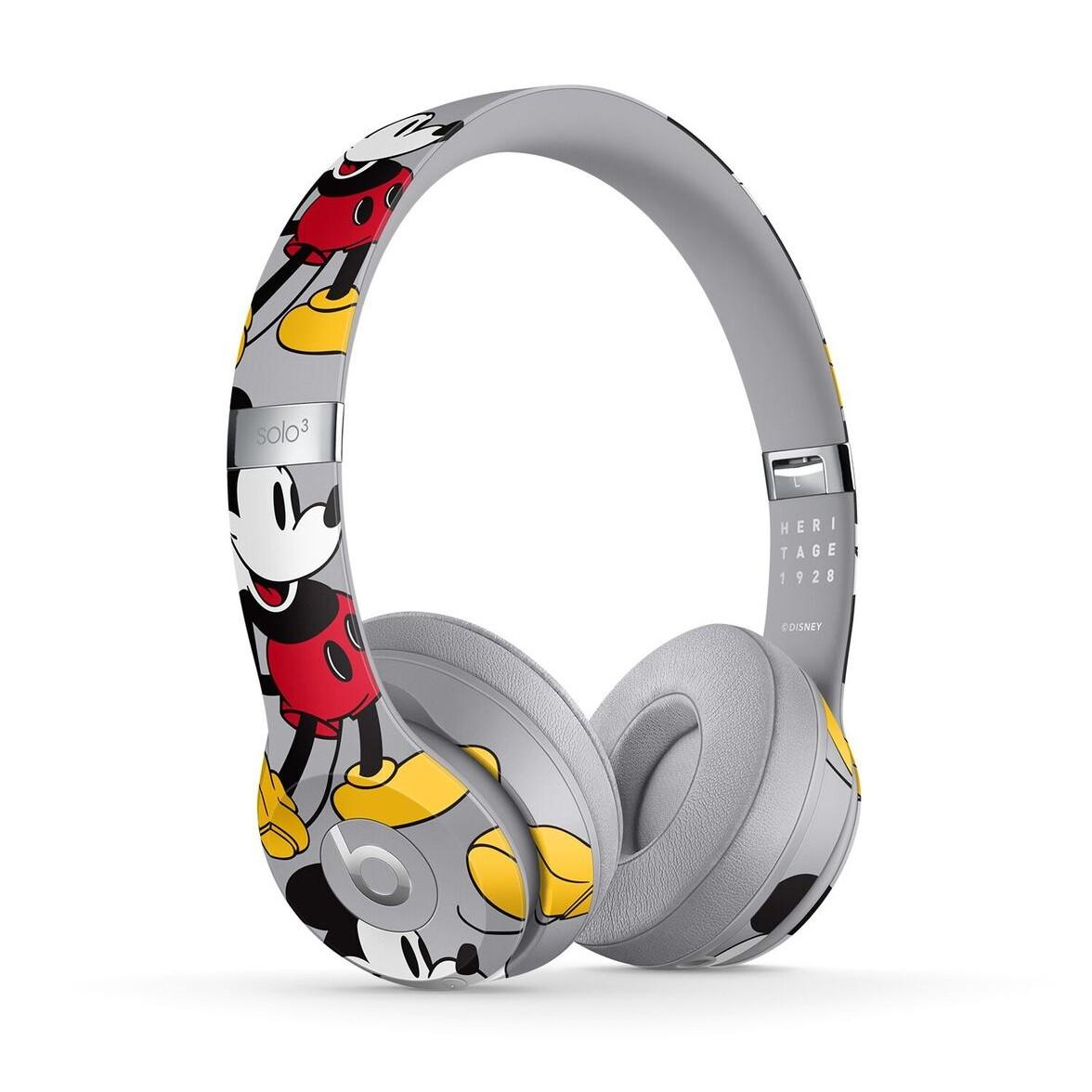 Beats e Disney - lançamento de headphone do Mickey Mouse (Foto: Divulgação)