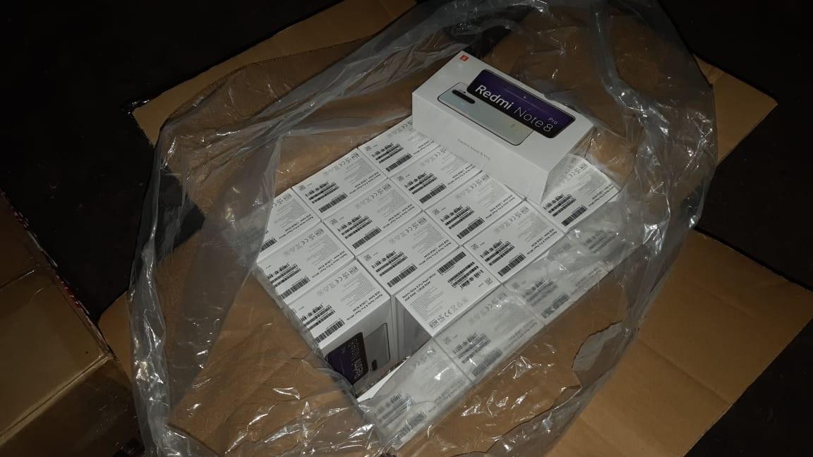 Carga de celulares avaliada em R$ 400 mil é apreendida na BR-153 em Ourinhos
